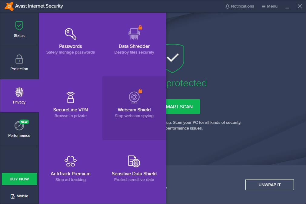 avast internet security crack logo