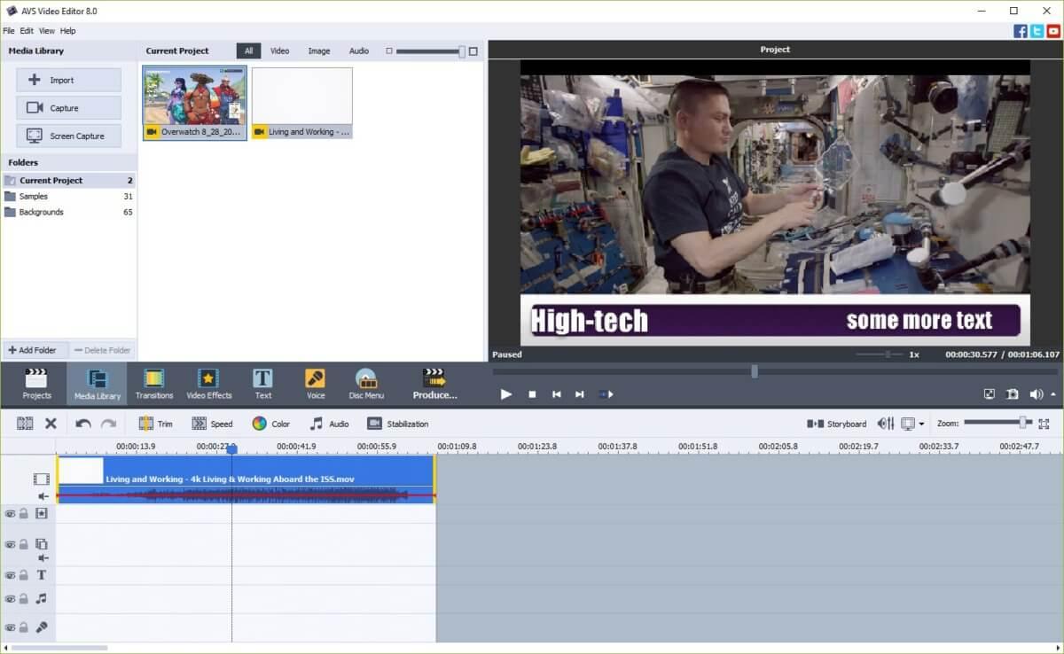 AVS Video Editor Crack 2020 9.4.1.360 Activation Key ...