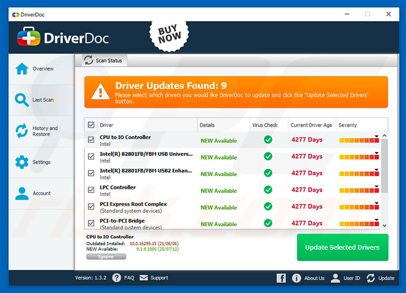DriverDoc 2020 Crack