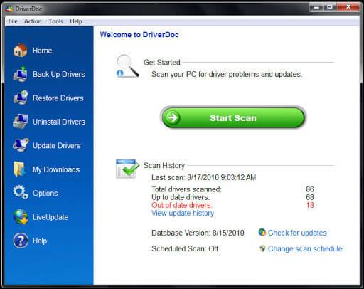 DriverDoc Crack Full License Key Updated