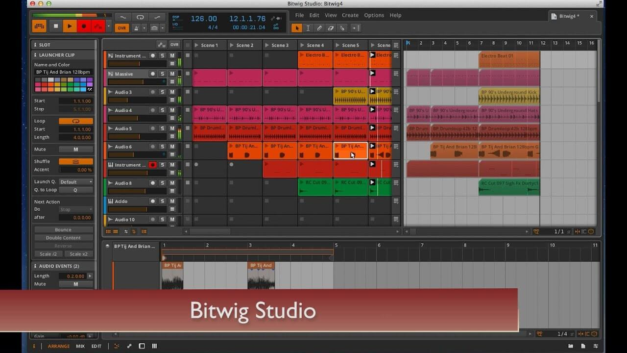 bitwig studio crack with Product Key Free Download