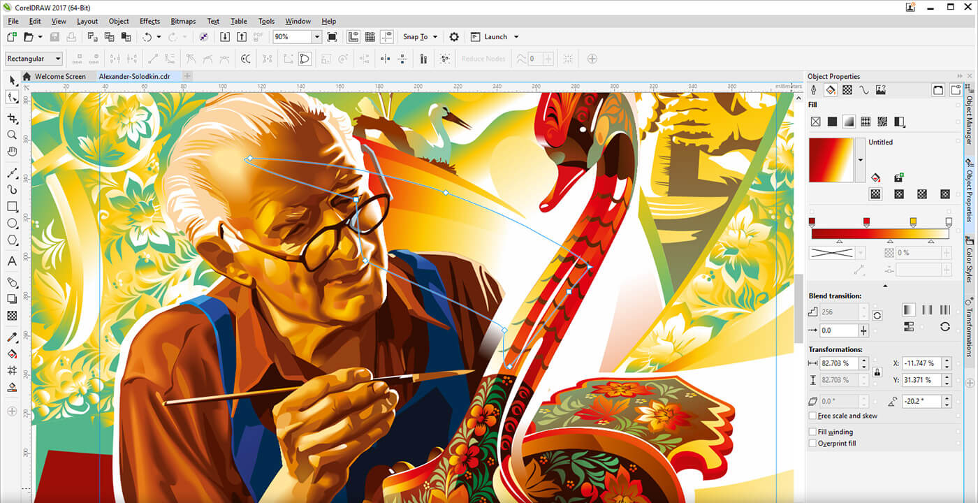 coreldraw all in one products