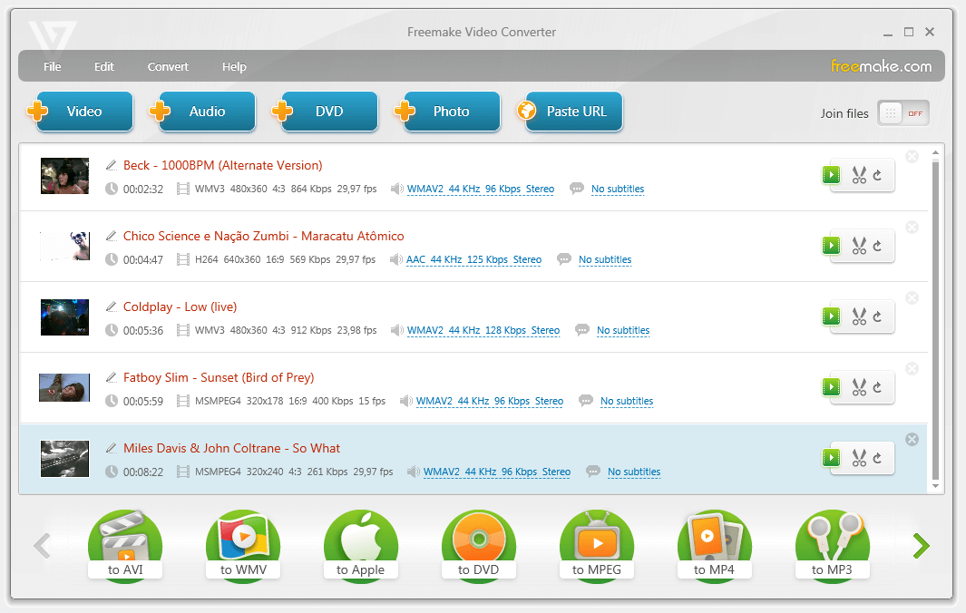 Freemake Video Converter 4.1.11.75 Crack Serial Key Full Version
