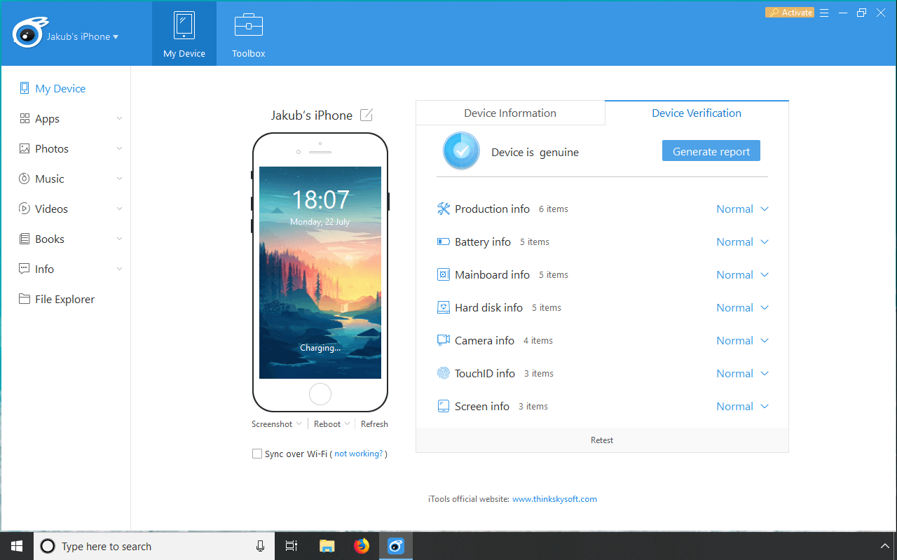 iTools 4.5.0.5 Crack + Activation Key Lifetime 2020 [100% Activated]