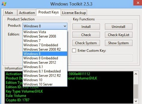 Microsoft Toolkit 2.6.8 Activator Official™ [2020]