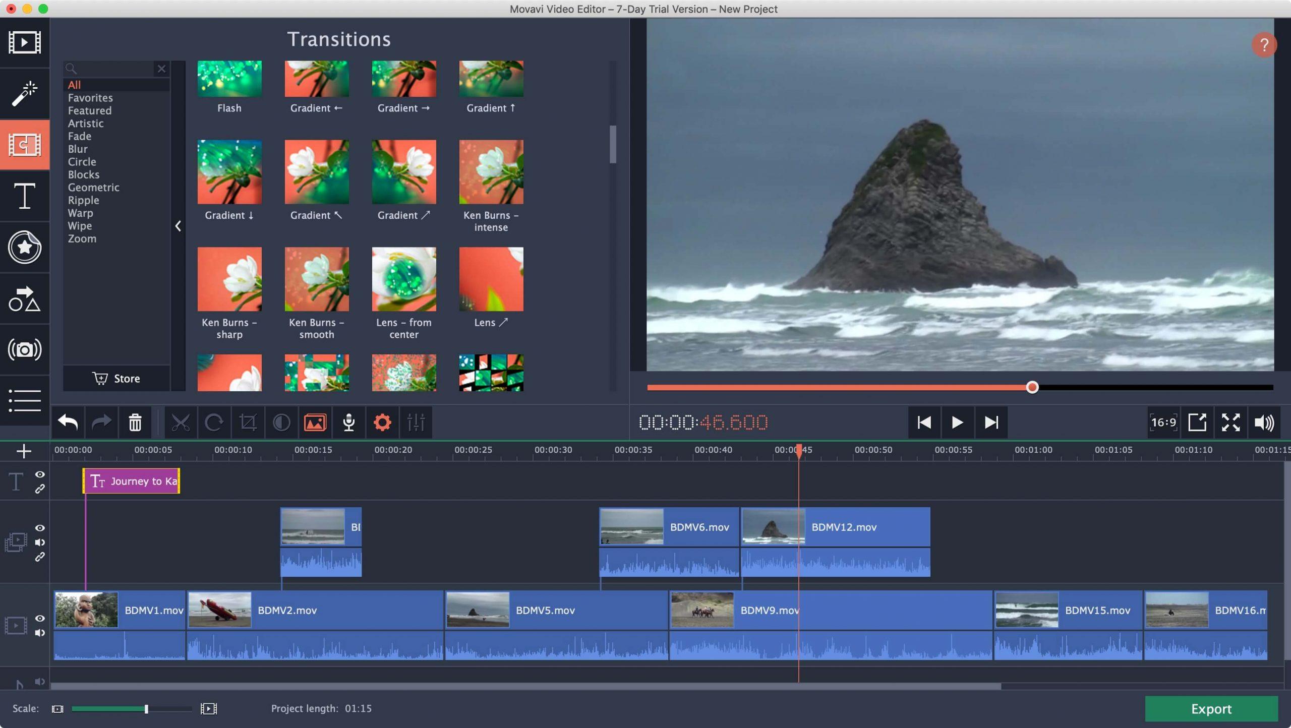Movavi Video Editor v21.0.1 Crack With Activation Key