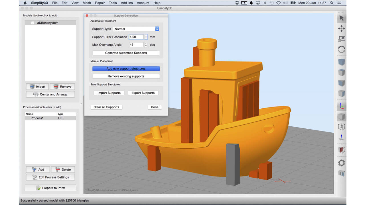 Simplify3D 4.1.2 Crack Full With License Key [2021]