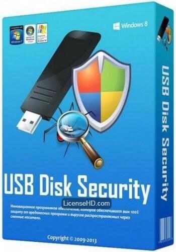 USB Disk Security 6.5 Keygen with Crack