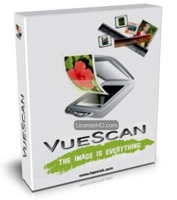 VueScan Pro with Full Crack