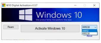 Windows 10 Activator free for You 2019