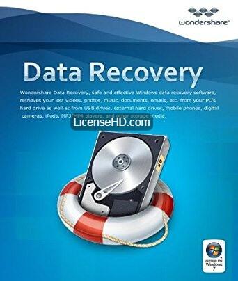 Wondershare Data Recovery Crack Full Key